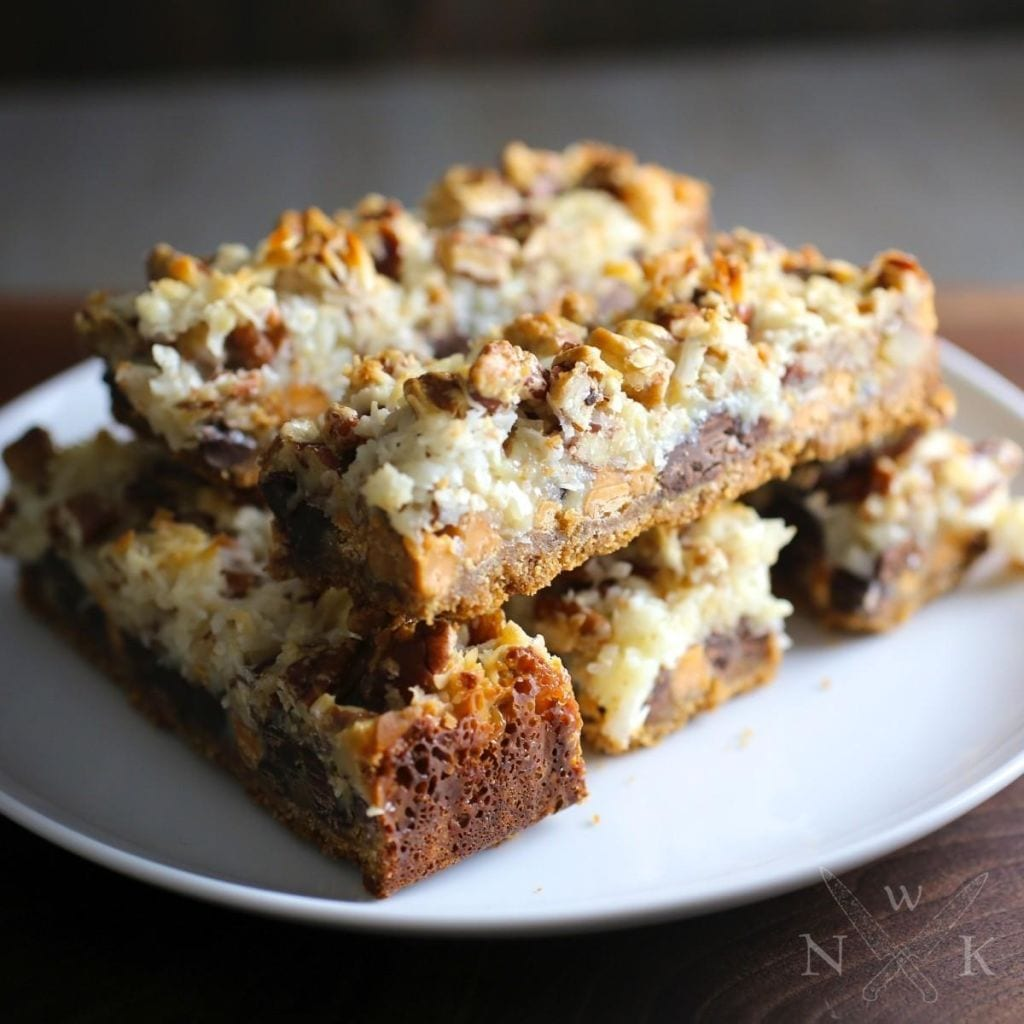 Five-Layer Magic Bars