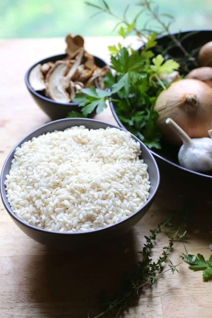 Rice for Risotto