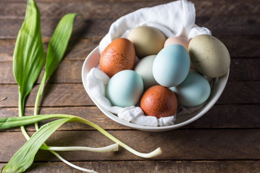 Ramps and eggs