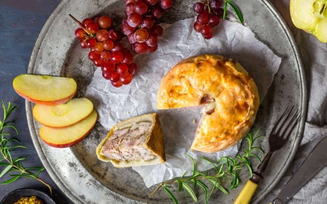 Classic British Pork Pies