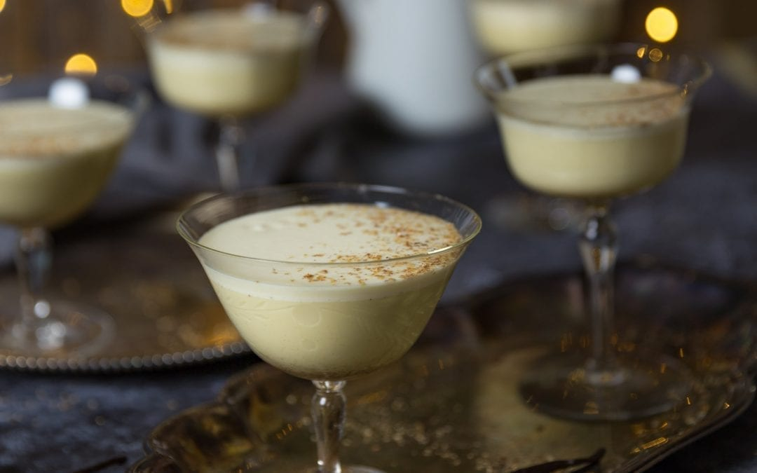 Real, Homemade Egg Nog